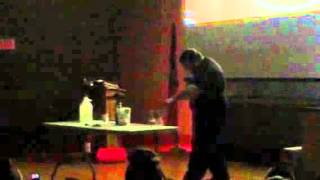 Science week Pinkerton academy part 1