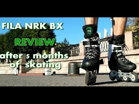 FILA NRK BX Review after 5 months of skating