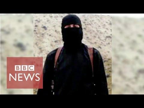 Le bourreau à l'accent anglais de l'Etat islamique, identifié