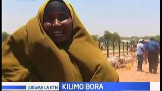 KILIMO BORA: Soko la ufugaji yafunguliwa kaunti ya Isiolo kukabiliana na athari za ukame na kiangazi
