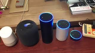 Battle of the home assistants - what do they think of each other?