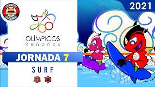 Juegos Olímpicos Reñoños 2021 - Jornada 7
