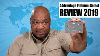AAdvantage Platinum Select - How American Airlines Miles Work