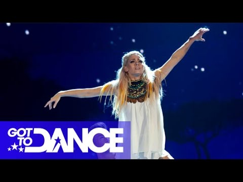 Kimberly Wyatt Performs | Got To Dance Series 3