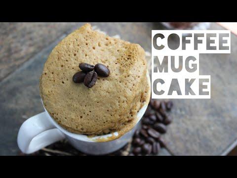 Video Healthy Coffee Mug Cake Recipe | How To Make A Low Fat Coffee Mug Cake