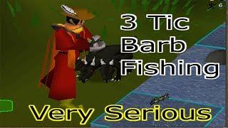 barbarian fishing osrs xp rates - TH-Clip