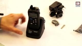 ICOM IC-M73 EURO Plus VHF hajórádió