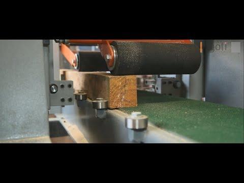 Horizontal Resaw Machine