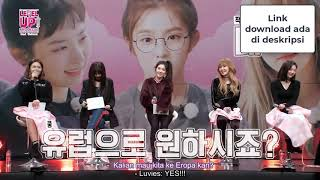 [Indo Sub] Red Velvet Reality Show Level Up S3 Ep 1