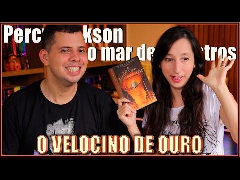 PERCY JACKSON E O MAR DE MONSTROS - Bate papo Livro/Filme ? | Alegria Literária