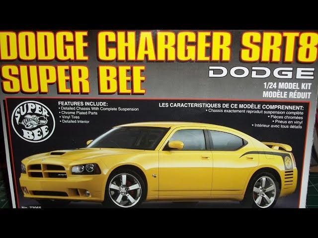 Lindberg 1:24 Scale Dodge Super Bee