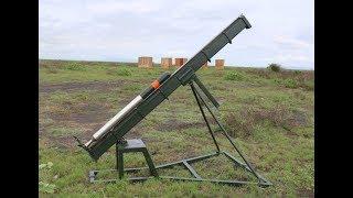 Uji Coba Prototipe Roket SLT Oleh Balitbang Kemhan RI