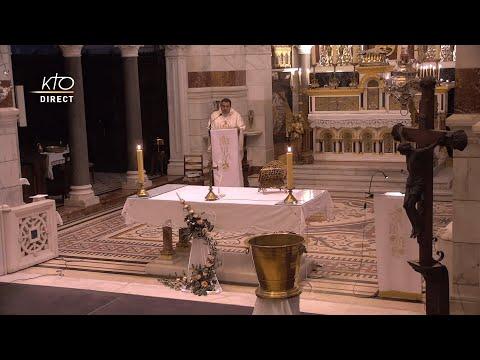 Laudes et Messe du 30 avril 2021 à Notre-Dame de la Garde