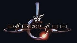 10 YEARS AGO EPISODE 7 - BACKLASH 2000 PART 1
