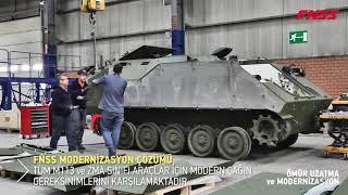 M113 Modernizasyonu