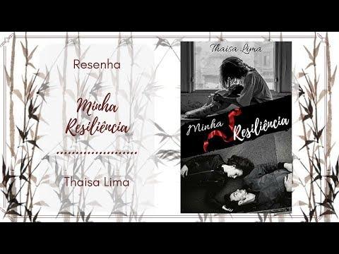Resenha - Minha Resiliência - Thaisa Lima