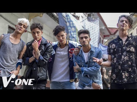 V-ONE & Mau y Ricky - Aventura (Video Oficial)
