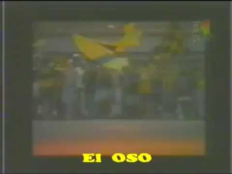 """""""2000 HINCHADA DE PEÑAROL A CARCEL CENTRAL"""" Barra: Barra Amsterdam • Club: Peñarol"""
