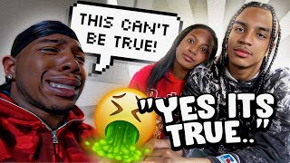 MY SISTER AND HER BOYFRIEND REVEAL THE FARTHEST THEY'VE WENT! *HURT*