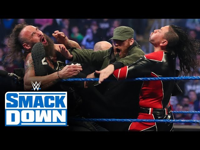 Braun Strowman signs up for 3-on-1 Handicap Match at Elimination Chamber: SmackDown, Feb. 28, 2020