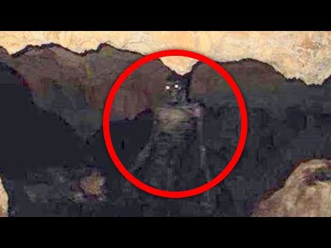 7 Times Cave Explorers Have Seen Unexplained Things!
