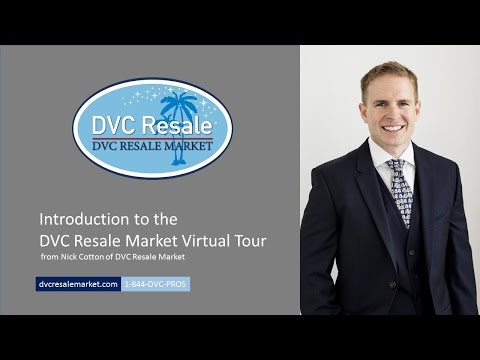 Introduction to the DVC Resale Market Virtual Tour