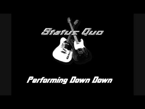 Status Quo - Down Down (Lyrics)