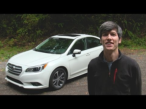 2015 Subaru Legacy 3.6R Limited - Review & Test Drive