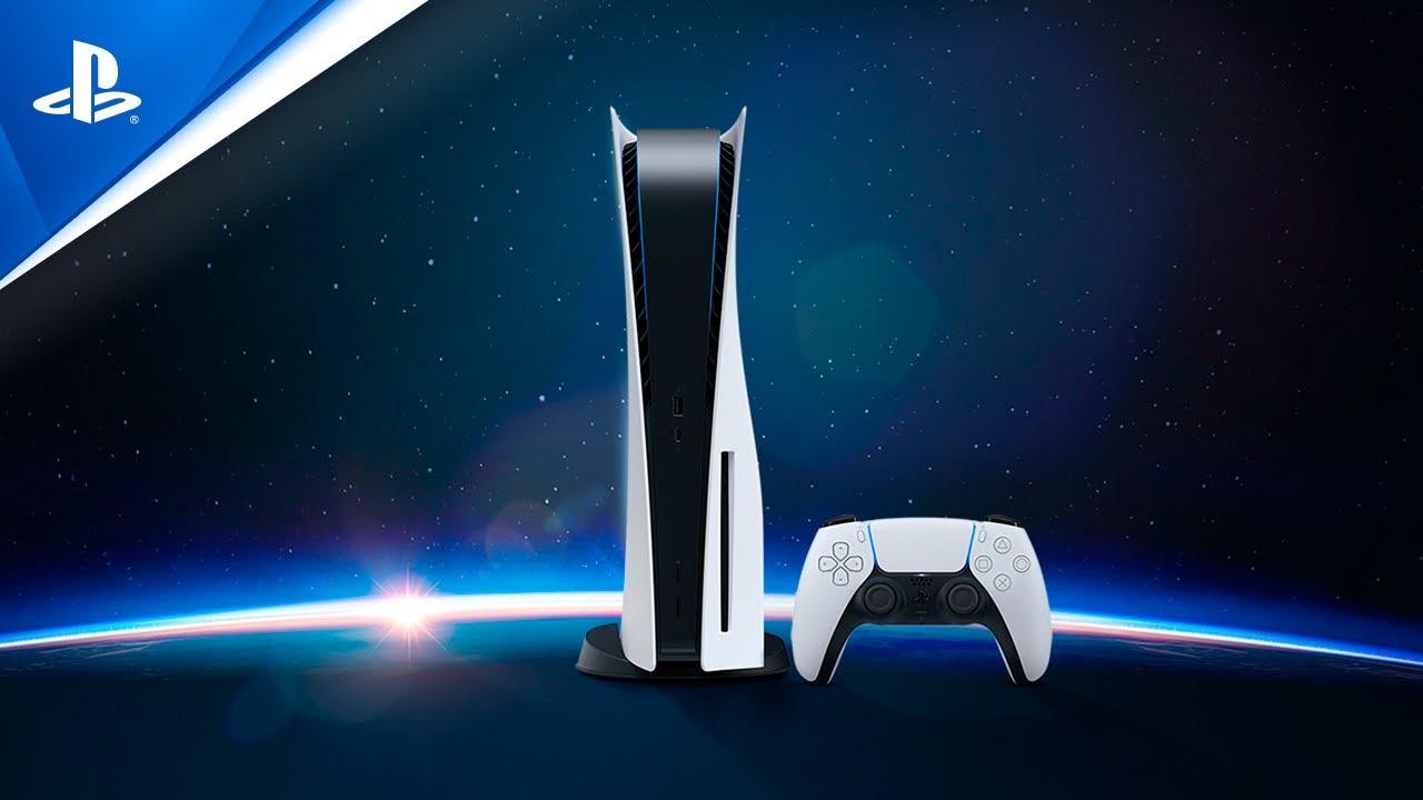 PlayStation presenta el anuncio de lanzamiento global de PS5