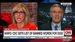 CNN's New Day Interviews AAAS CEO Rush Holt on Restricted Words