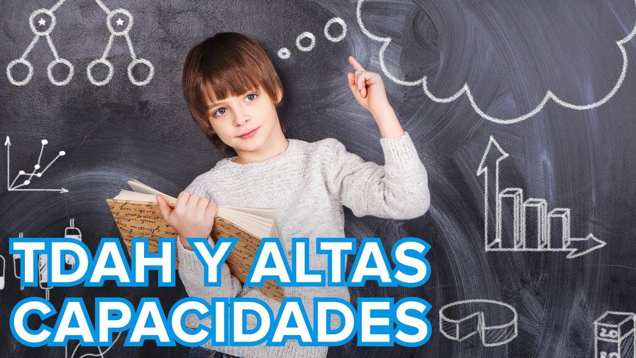Relación entre altas capacidades en TDAH en los niños
