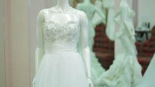 Does An Empire Wedding Dress Look Good On A Plus-Size Woman? : The Wedding Dress