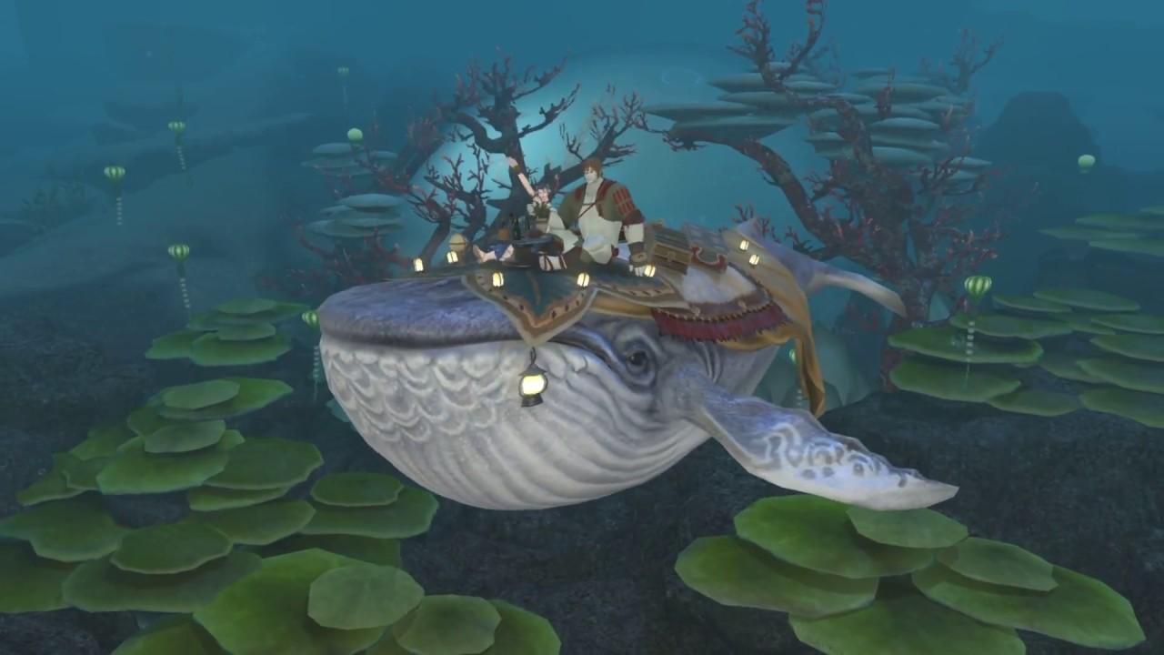 Arrivano i nuovi Sistemi di Skills di Eureka e la Balena Volante