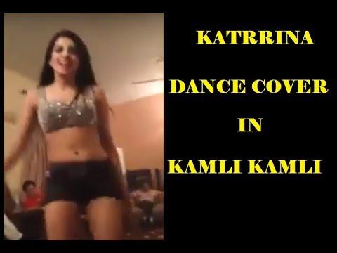Watch Katrina Kaif Dance Cover in Dhoom3 kamli kamli song