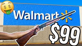 TESTING THE CHEAPEST *pew pew* AT WALMART!