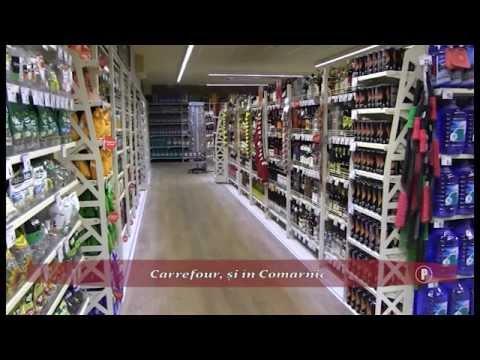 Carrefour, si la Comarnic