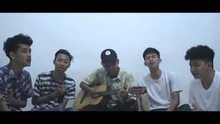 Aldy Maldini - Biar Aku Yang Pergi (LIVE COVER By OrangHutan Official)