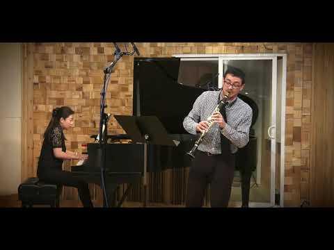 Camille Saint-Saëns, Clarinet Sonata: Allegretto
