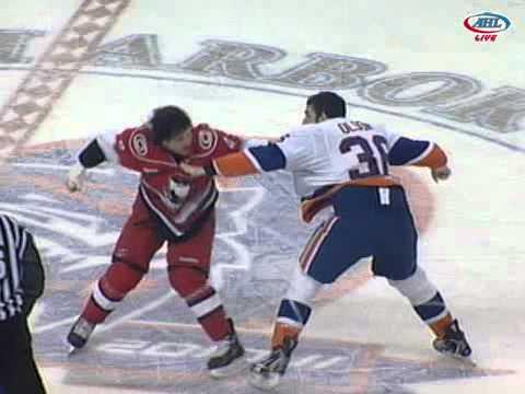 Zack FitzGerald vs Benn Olson
