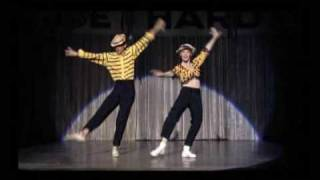Bob Fosse and Gwen Verdon in Damn Yankees - Who's Got the Pain