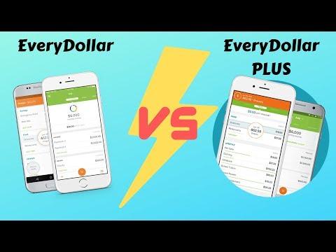 EveryDollar Plus vs. Free