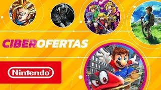 Nintendo Ciberofertas 2019 – ¡Hasta un 70 % de descuento! (Nintendo eShop) anuncio