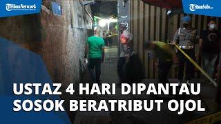 Sebelum Dieksekusi, Ustaz di Tangerang Diduga Dipantau 4 Hari oleh Sosok Beratribut Ojol