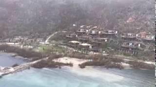 Irma's incursion: Utter destruction at Virgin Gorda's Bitter End – high-def video