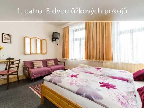 Video Prodej hotelu 750 m², Český Krumlov