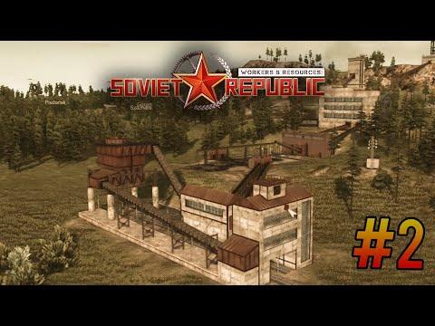 Soviet Republic | #2 [CZ/1080p]