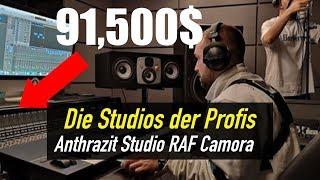 So TEUER Ist Das Studio Equipment Von RAF Camora (Anthrazit Studio) | Abmischen Lernen.de