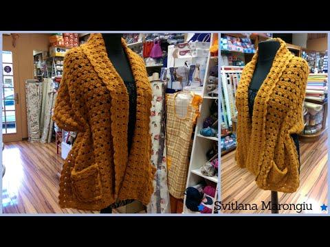 Crochet Niffler Tutorial Sciarpa Stola Gilet Alluncinetto