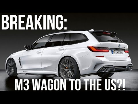Is North America Getting The New BMW M3 Touring?!