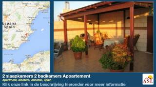 preview picture of video '2 slaapkamers 2 badkamers Appartement te Koop in Apartment, Albatera, Alicante, Spain'
